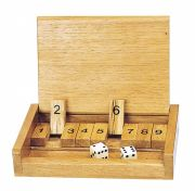 Shut the Box / Würfelspiel