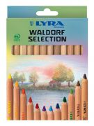 Lyra Super-FERBY® WALDORF-Selection 12 Stück