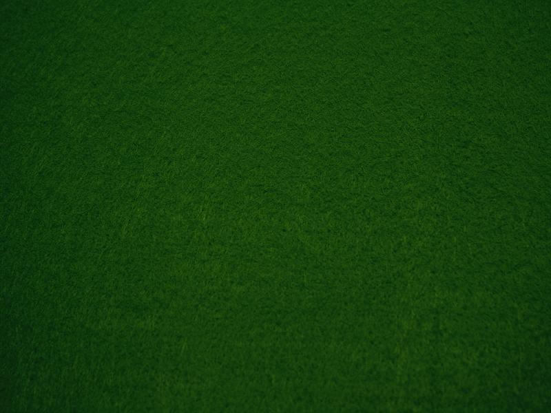 Filz / Bastelfilz Blattgrün