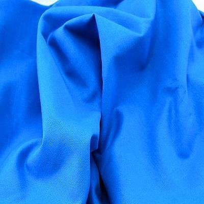 Baumwolltuch 50 x 50 cm in ultramarineblau