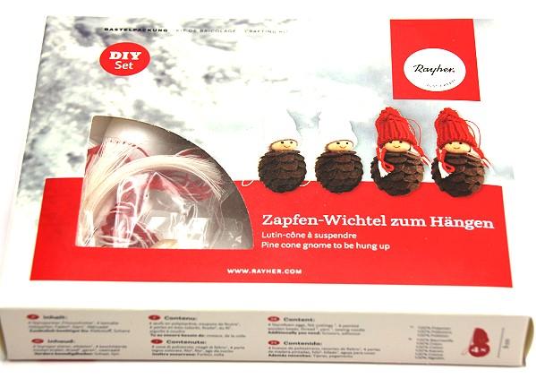 Schatzkiste 7 Bastelpackung Rayher
