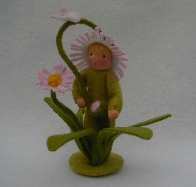 Blumenkind Gänseblümchen - Bastelpackung