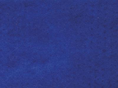 Vorfilz / Nadelfilz in Ultramarine