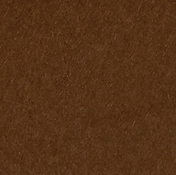 Filz / Bastelfilz 5 m Mokka - Super Qualität