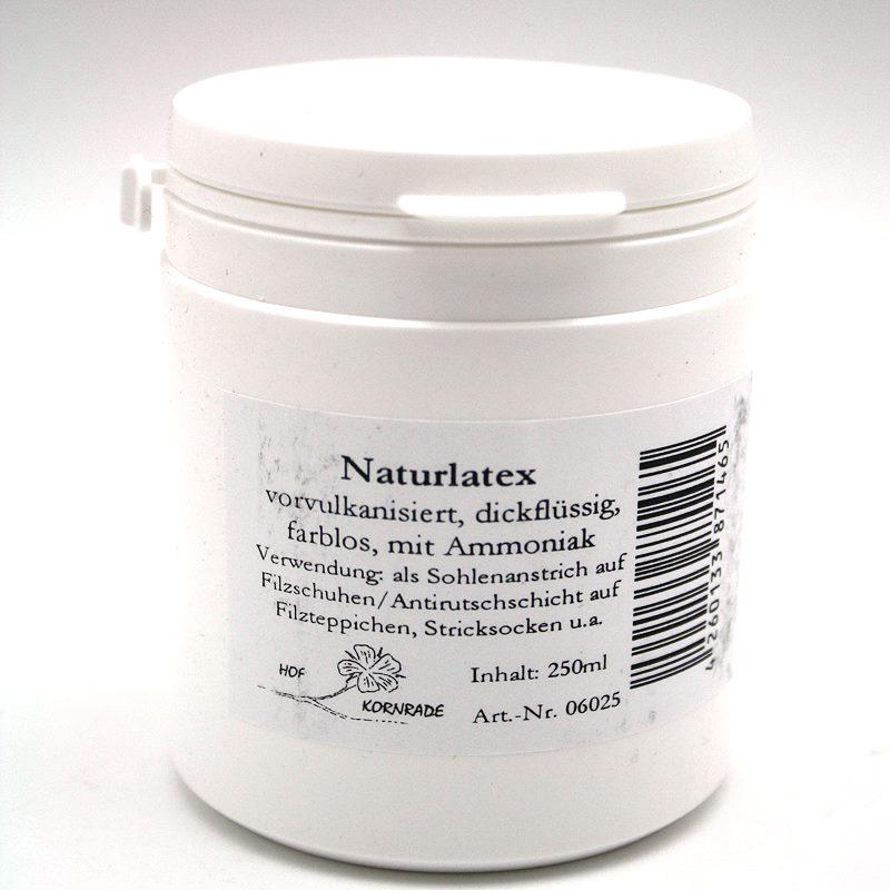 Naturlatexmilch 250 ml