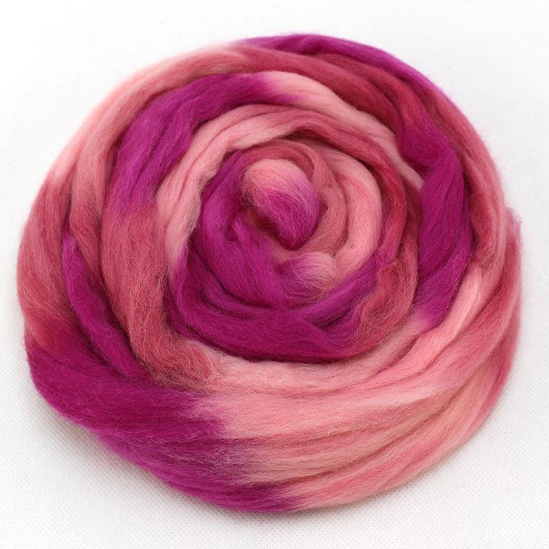 Multicolor Wolle zum Filzen Prinzessin