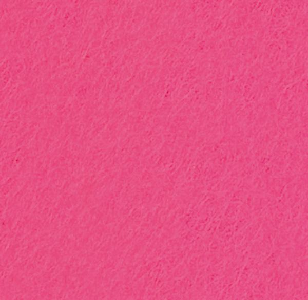 Filz / Bastelfilz 5 m Pink  - Super Qualität