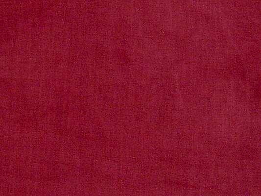 Baumwolltuch in Dunkelrot 100 x 100 cm