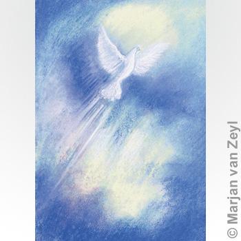 Postkarte Spirit