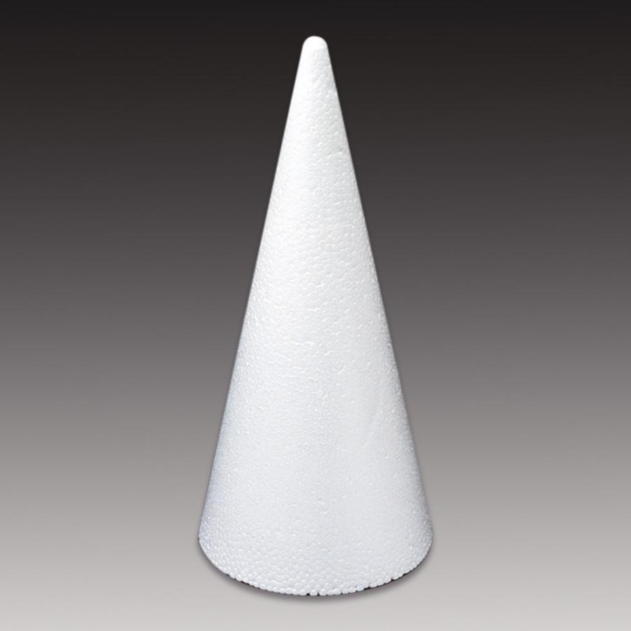 Filzen / Styroporkegel 20 cm
