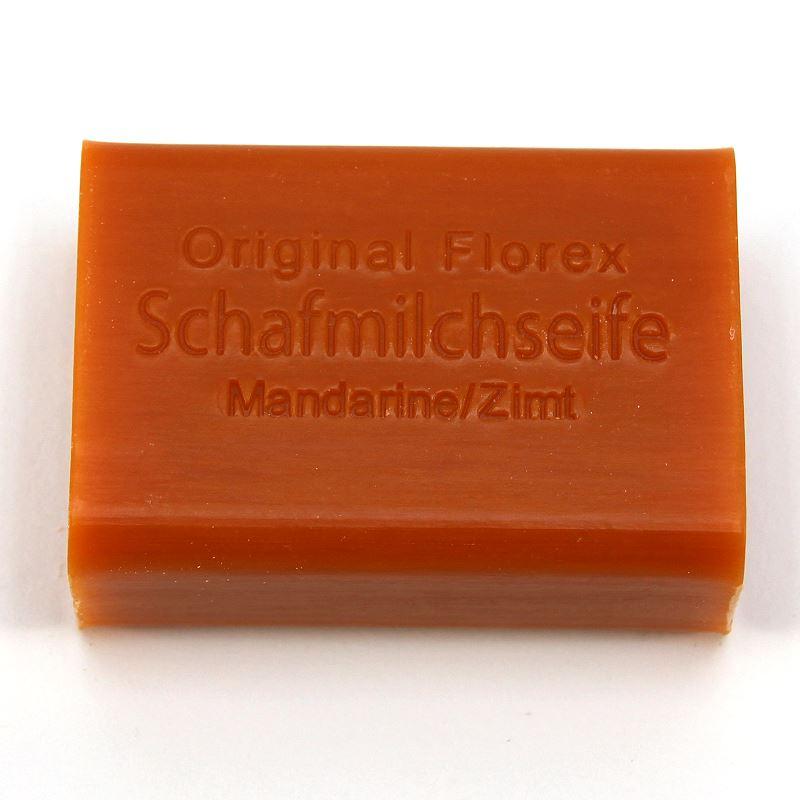 Florex Schafmilchseife Mandarine / Zimt