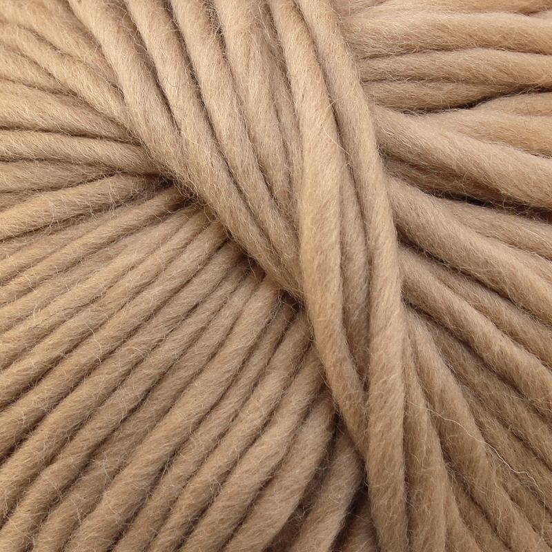 Oslo Strickwolle beige 200 g