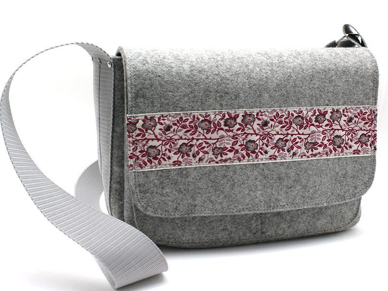 Design Wollfilz 3mm Naturgrau