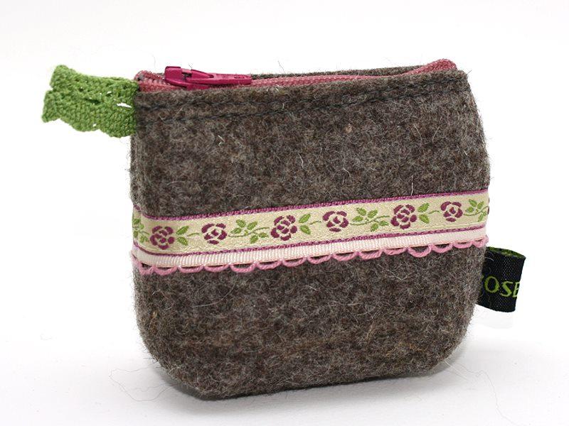 Design Wollfilz 3mm Naturbraun