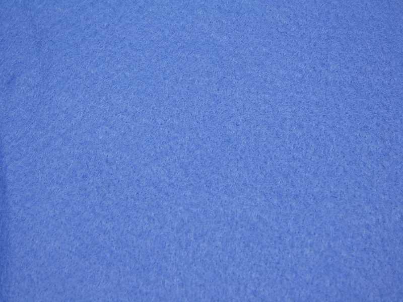 Filz / Bastelfilz Blau