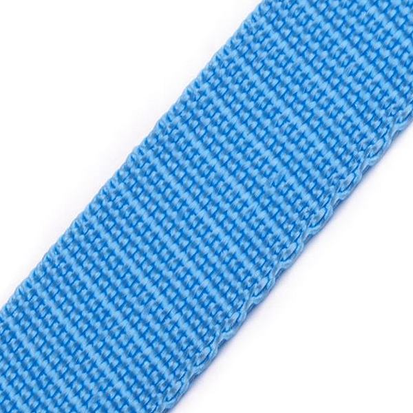 Gurtband - Taschengurtband 3 cm Hellblau