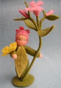 Blumenkind Lichtnelke - Bastelpackung
