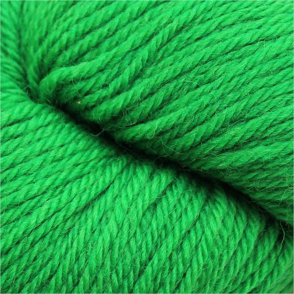 Solina Schurwollzwirn grasgrün