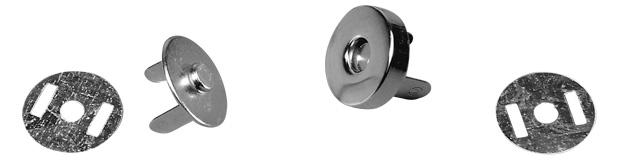Magnetverschluss für Taschen
