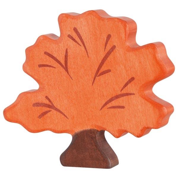 Herbstbaum - Holzspielzeug