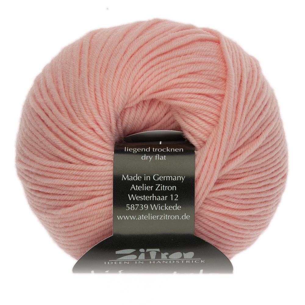 Life Style Merino extrafine 139 rose von Atelier Zitron