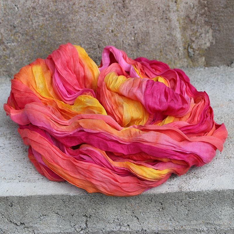 Baumwollschal Sommer 180 x 85 cm