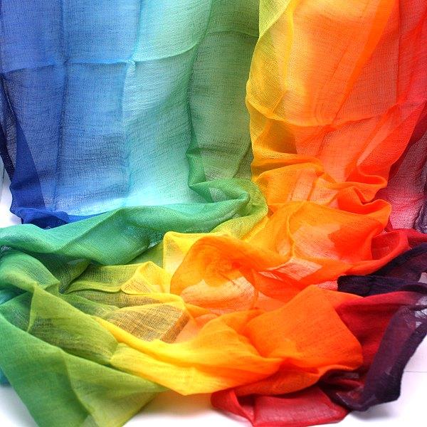 Regenbogentuch