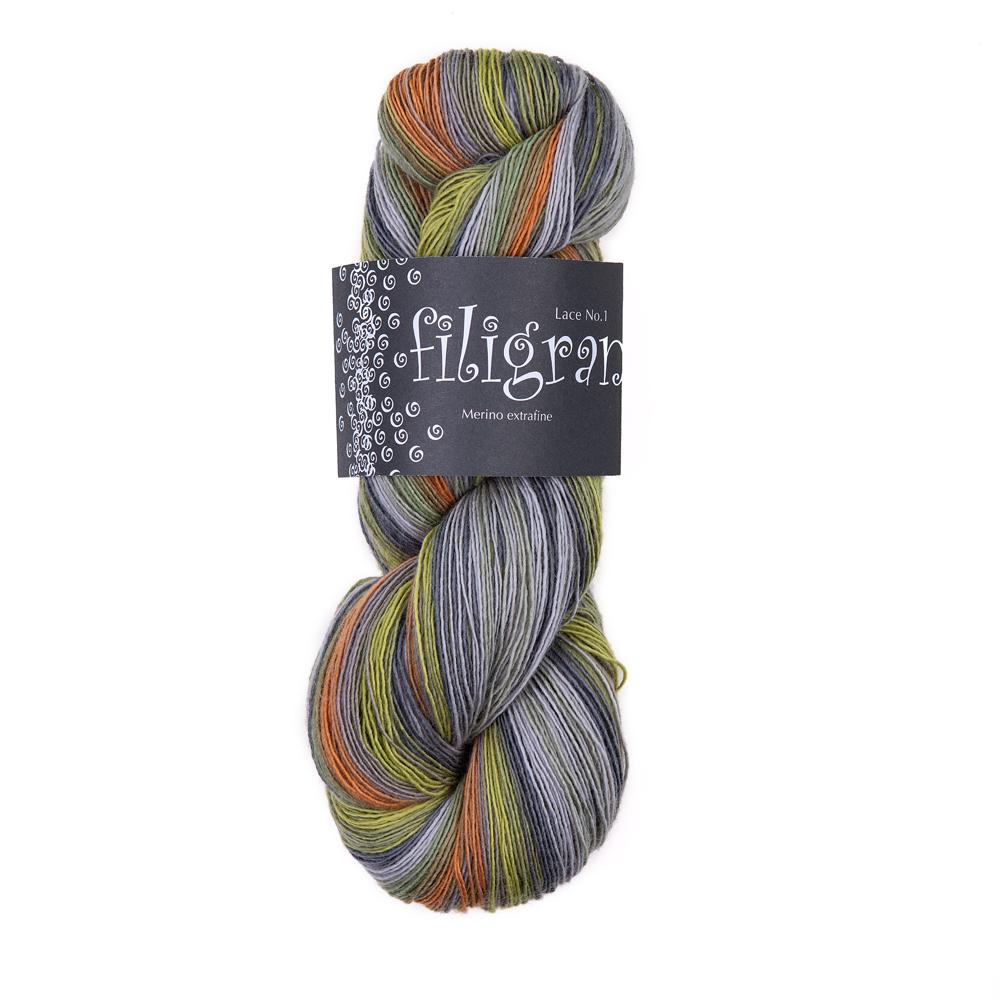 Filigran No.1  Lacegarn Farbe 16
