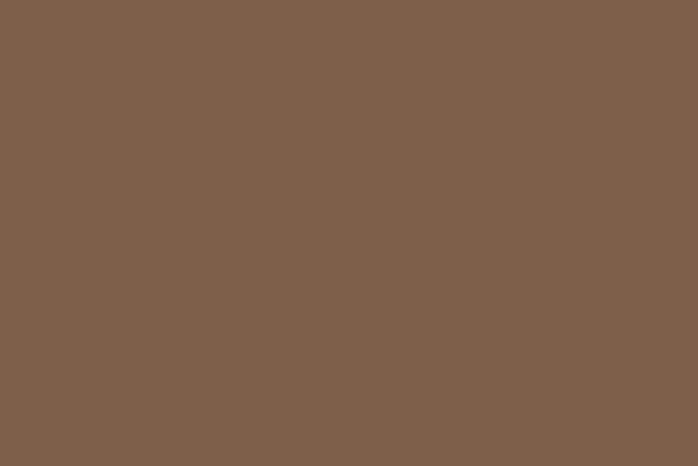 Bastelfilz aus Viskose Braun