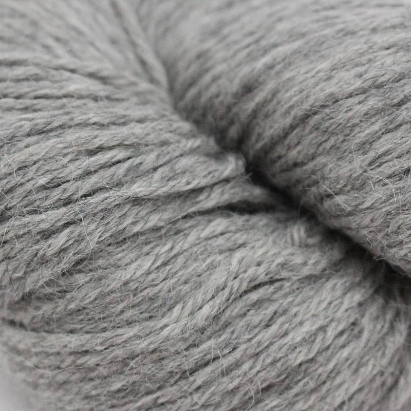Strickgarn Alpaka Fino Grau
