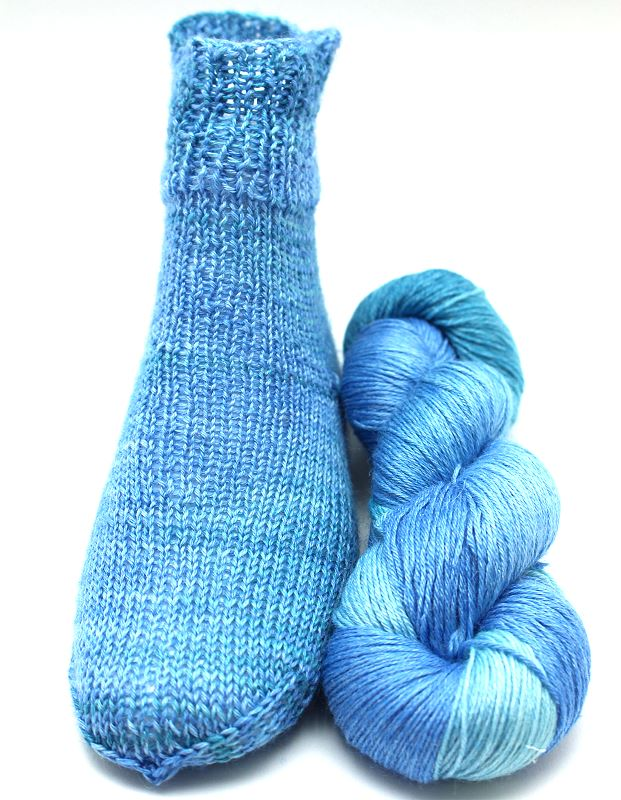 Turin Sockenwolle Pflaume