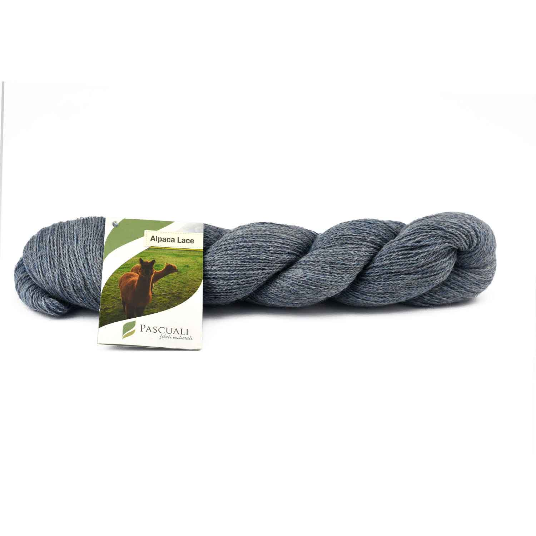 Alpaka Lacegarn Hellblau Nr. 28 50 g (Babyalpaka)