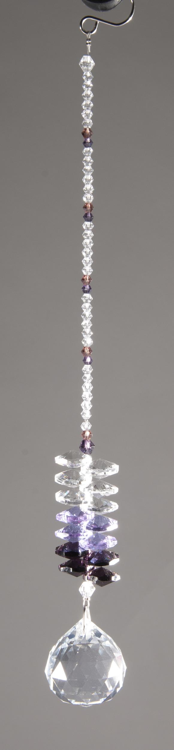 Universumskristall lila
