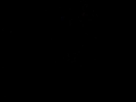Baumwolltuch in Schwarz 100 x 100 cm