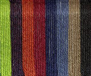 Turin Sockenwolle Leuchtgrün