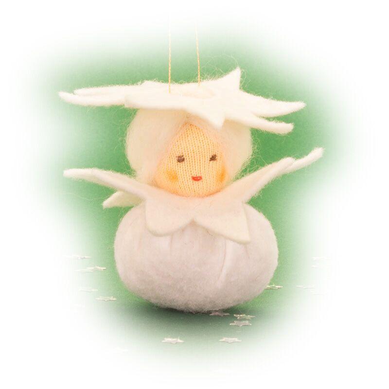Kleines Sternenkind rk weiß Augenweide Bastelpackung