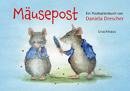 Postkartenbuch »Mäusepost« von Daniela Drescher