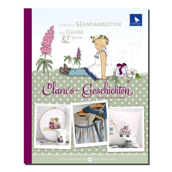Claras Geschichten Handarbeitsbuch