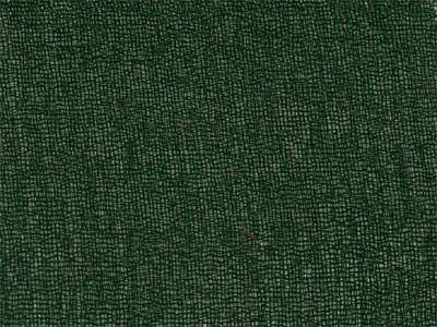 Seidenschal aus Chiffonseide Dunkelgrün