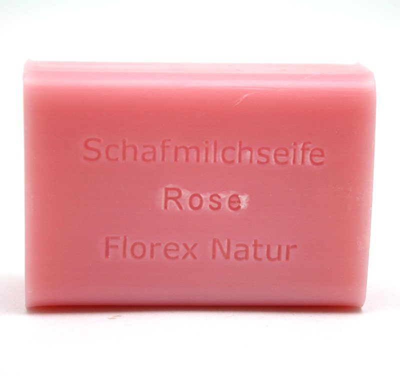 Schafmilchseife Florex Rose