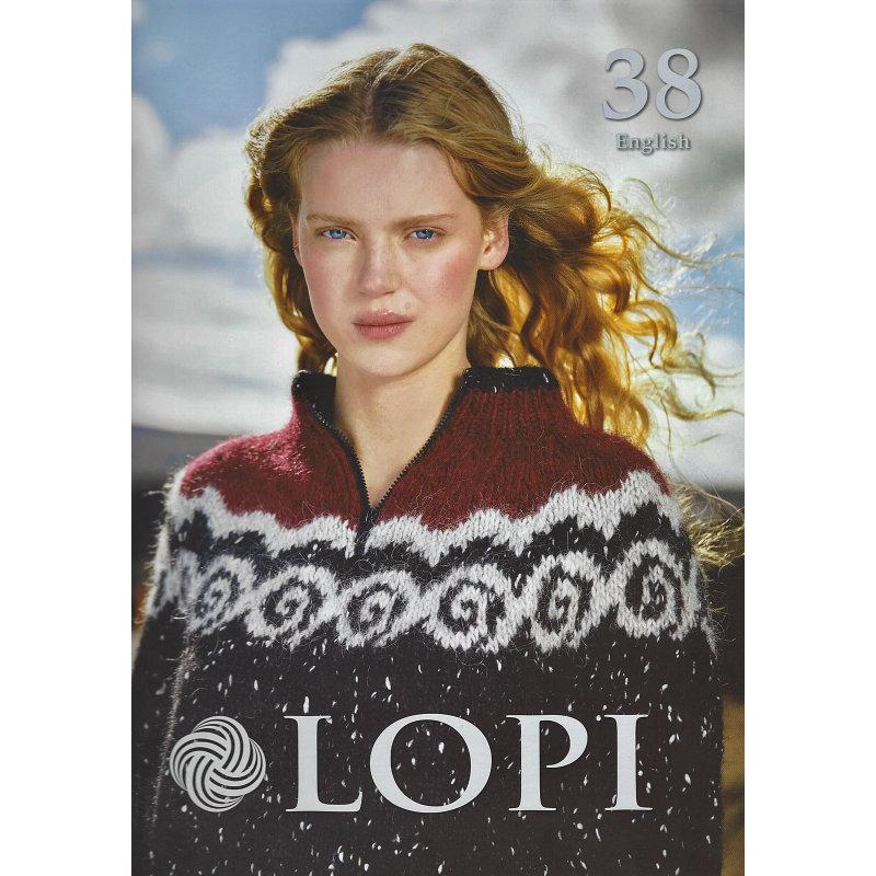 LOPI-Strickheft Nr. 38