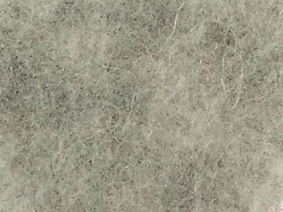 Vorfilz - Nadelfilz grau
