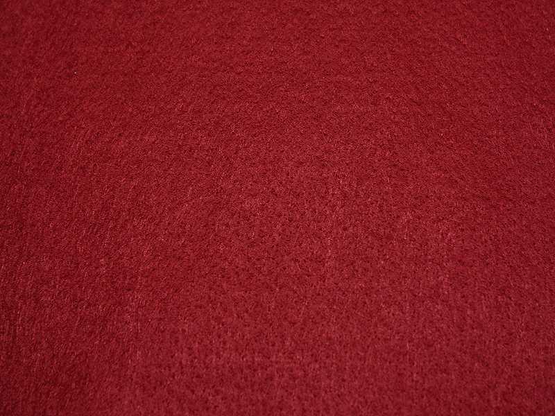 Filz / Bastelfilz Rot