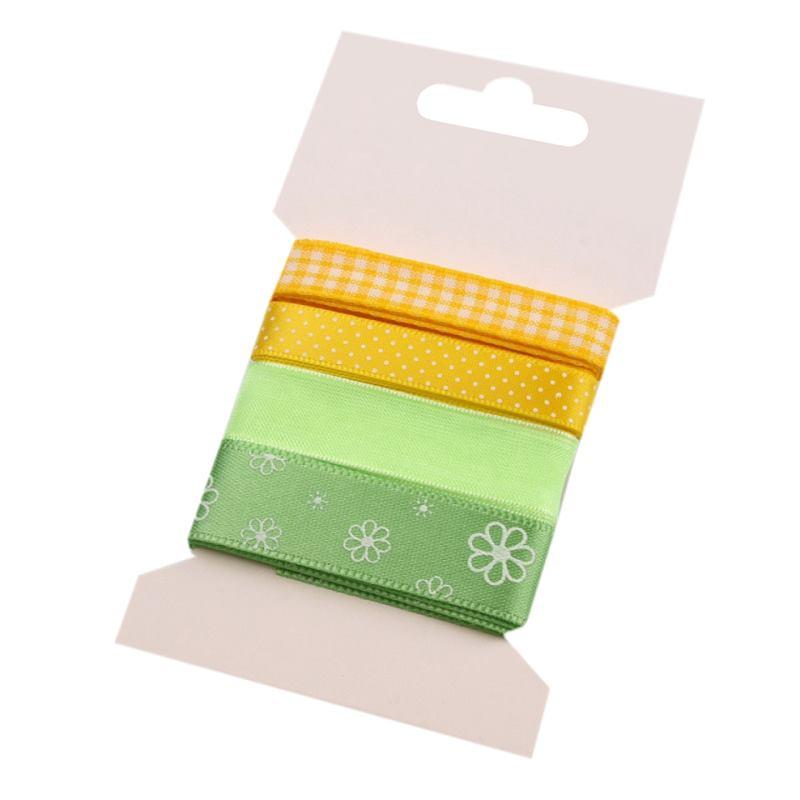 Bänderset Gelb / Grün
