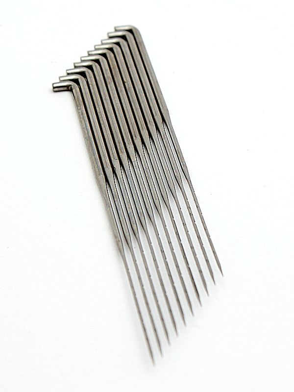 Filznadel dick / grob  32 Gauge