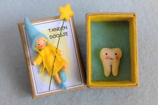 Bastelpackung Zahnfee Atelier Pippilotta