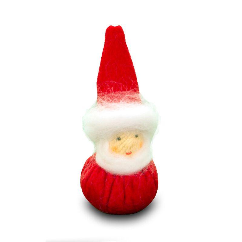Kleiner Weihnachtsmann rk von Augenweide Bastelpackung