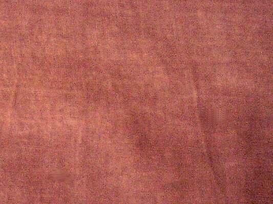 Baumwolltuch in Nussbraun 100 x 100 cm