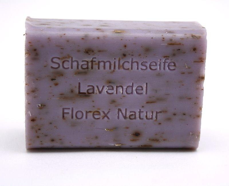 Schafmilchseife Florex Lavendel