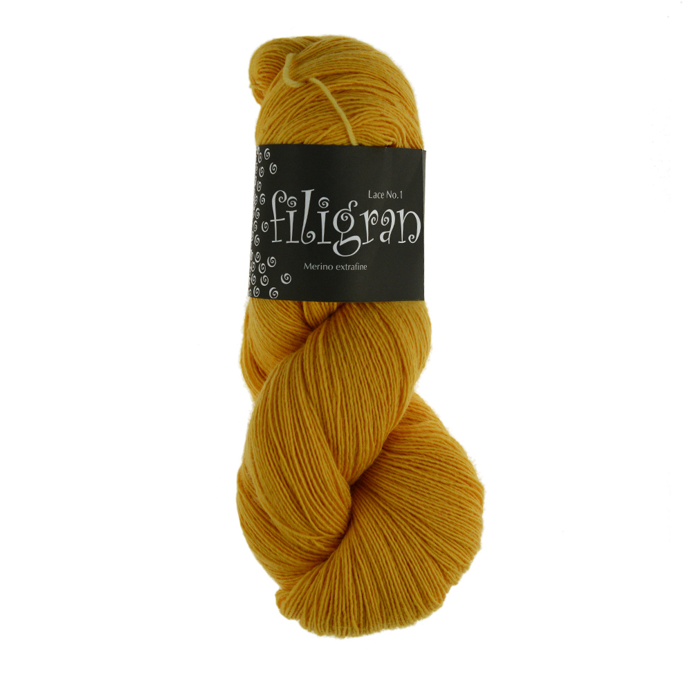 Filigran Lace No.1  Maigelb 2521